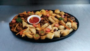 Mixed Snack platter