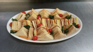 Cocktail Sandwich Platter