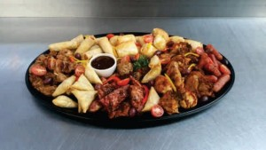 Meat Platter Catering